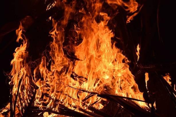 حرائق بمنزلين في كفركنا وعرب الهيب