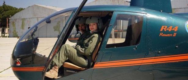 للمرة الأولى.. تعيين نساء في سلاح الجو اللبناني