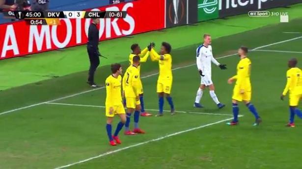 تشيلسي يهين كييف ويتأهل إلى ربع النهائي