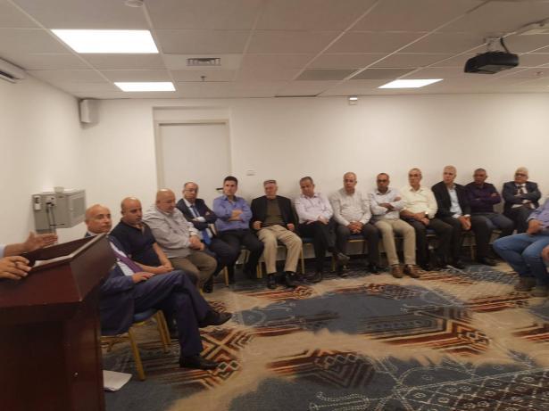 اهم القضايا والتوصيات التي تم مناقشتها خلال مؤتمر الناصرة لتقييم نتائج الانتخابات الاخيرة