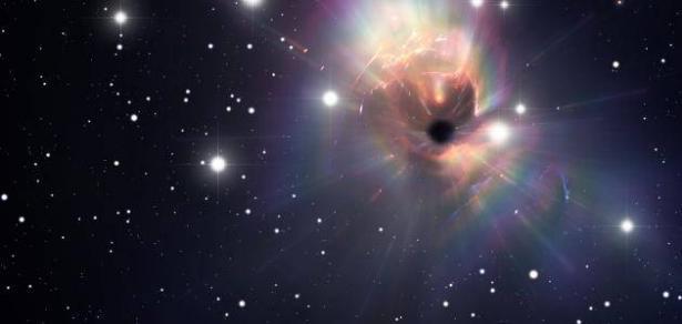 إنجاز فلكي غير مسبوق.. أول صورة للثقب الأسود
