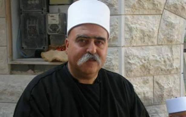 الشيخ موفق طريف يوجه رسالته عبر أثير الشمس بمناسبة زيارة مقام النبي شعيب