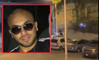 مصرع سالم الفقير من اللد اثر تعرضه لاطلاق النار