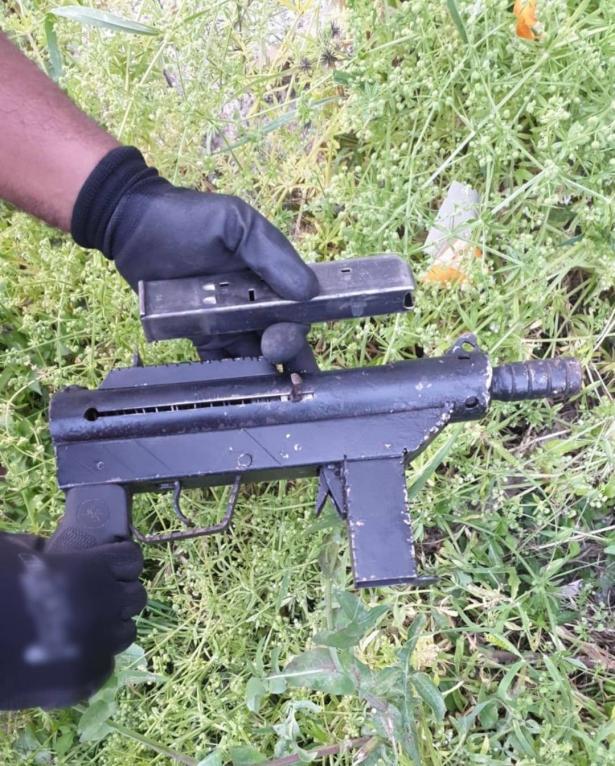 ضبط أسلحة في بلدات عربية