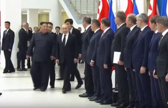 رائد جبر يتحدث عن الأسباب التي دفعت زعيم كوريا الشمالية لينطلق الى موسكو