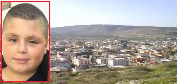 مجد الكروم تفجع بوفاة الفتى حسن كريم (14 عامًا)