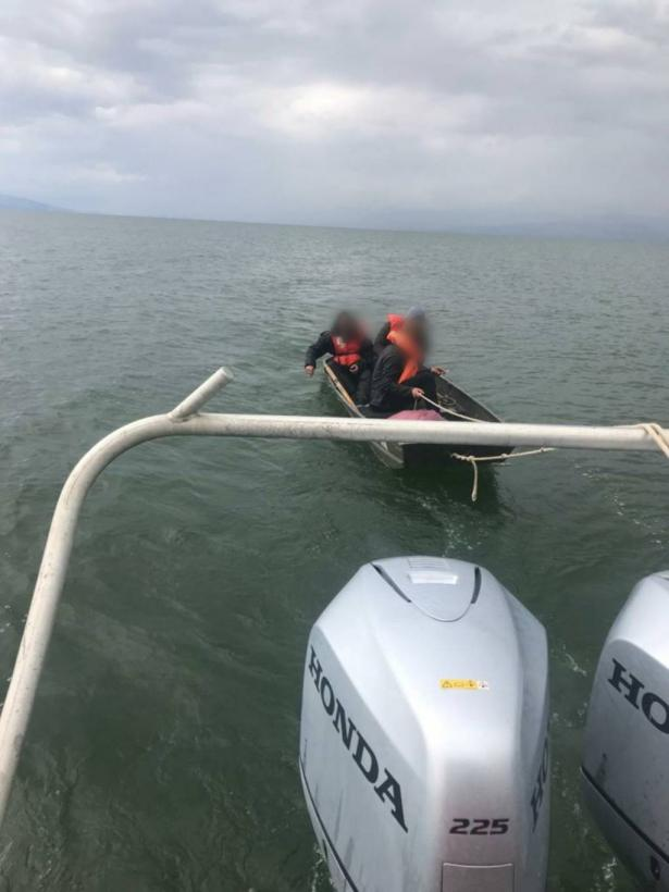 إنقاذ 3 صيادين كادوا يغرقون في بحيرة طبريا