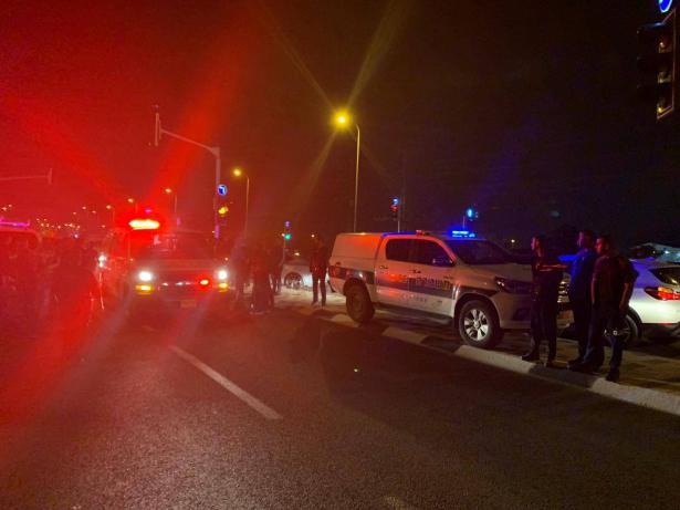 جلجولية: اصابات خطيرة لشقيقين قاصرين بحادث سير
