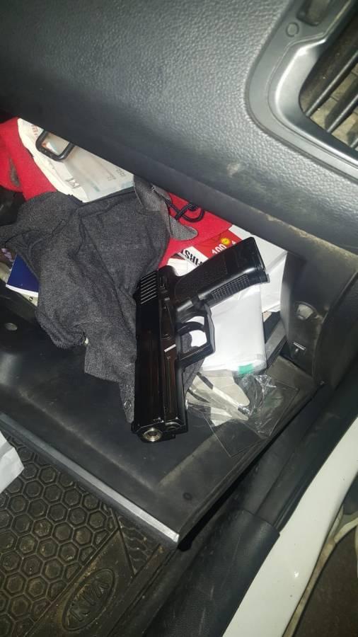تمديد اعتقال زوج من باقة بشبهة حيازة السلاح