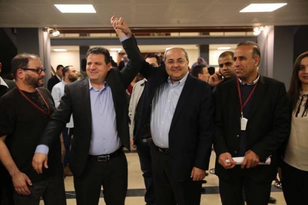 تحالف الجبهة والعربية للتغيير مسؤولية سياسية وشراكة وطنية