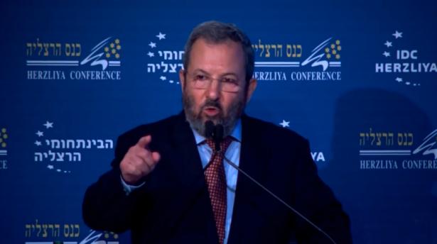 باراك يعود للسياسة ضمن قائمة مستقلة في الانتخابات الإسرائيلية المقبلة