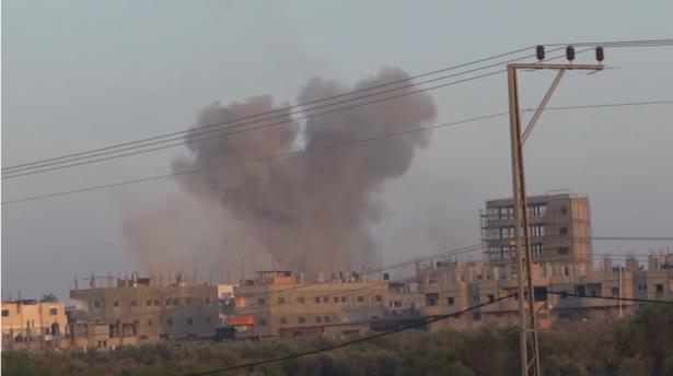 الأحزاب العربية تدين العدوان على غزة