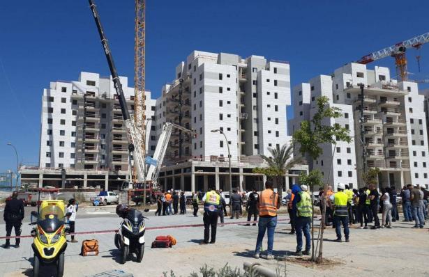 فاجعة صباح اليوم: مصرع 4 عمّال في ورشة بناء في