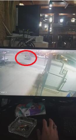 توثيق لحادث صعب في عرابة أدى الى دهس مواطن