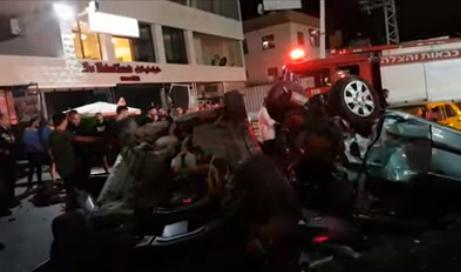 حادث طرق قرب كفرياسيف يسفر عن اصابة خطرة