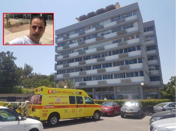 مصرع رامي ايوب جراء سقوطه عن ارتفاع 6 طوابق في حيفا