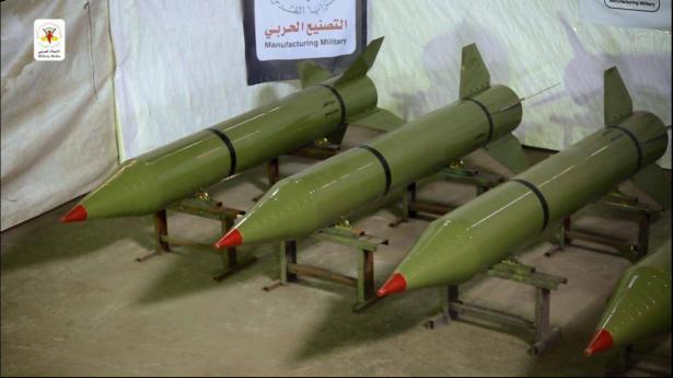 لأول مرة.. سرايا القدس تستخدم صاروخ (بدر 3) المطور في قصف مدينة عسقلان