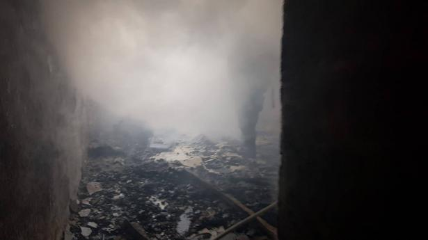 مصرع رجل (58 عامًا) جراء حريق في منزله في كفار سابا