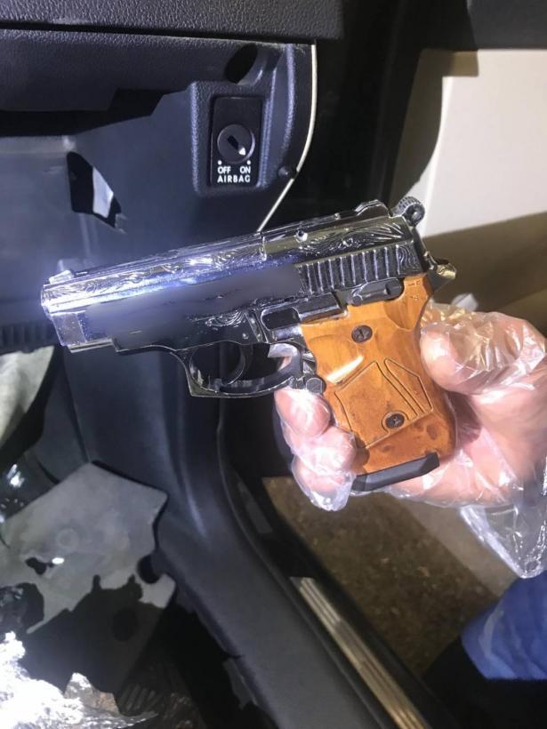 اعتقال مشتبهين من طمرة بتهريب اسلحة من الضفة الى البلاد