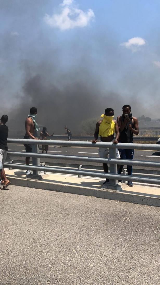 ليفي للشمس: الاثيوبيون غاضبون لتسريح الشرطي القاتل وتخوف بتفاقم المظاهرات