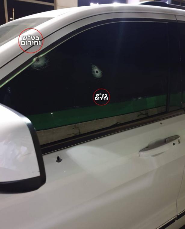 اصابة مواطن من كفرقاسم بجراح متوسطة جراء تعرضه لاطلاق النار
