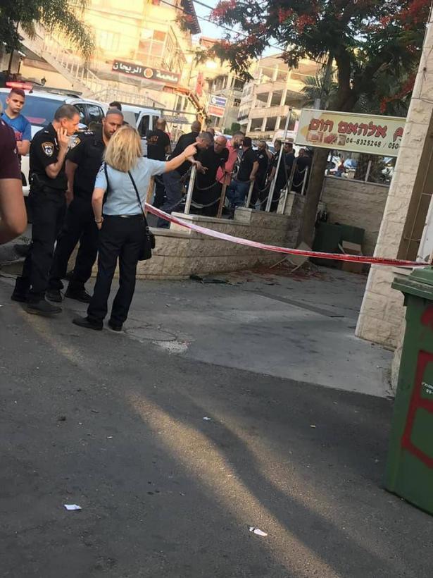 مجهولون مسلحون يسطون على محل لبيع المجوهرات في دير الأسد