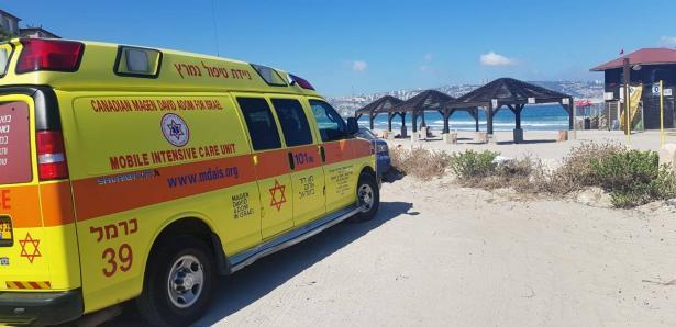 مصرع مواطن غرقًا في حيفا