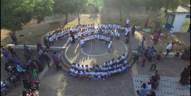 طريقة مبتكرة في التعليم تتبناها مدرسة المستقبل بجلجولية نحو نهج حياة جديد خالي من العنف، الشمس تحاور مديرة المدرسة