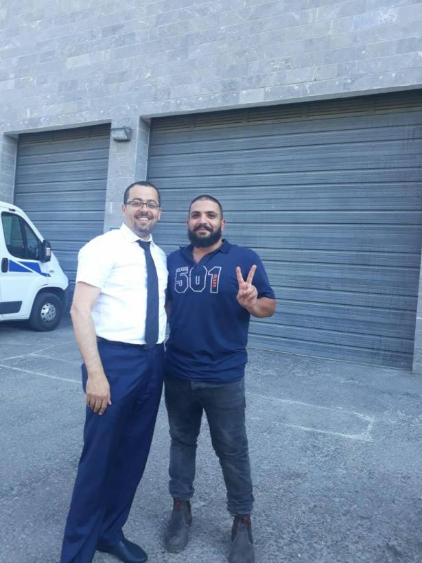 المركزية ترفض استئناف الشرطة بتمديد اعتقال الناشط ضياء تايه من قلنسوه