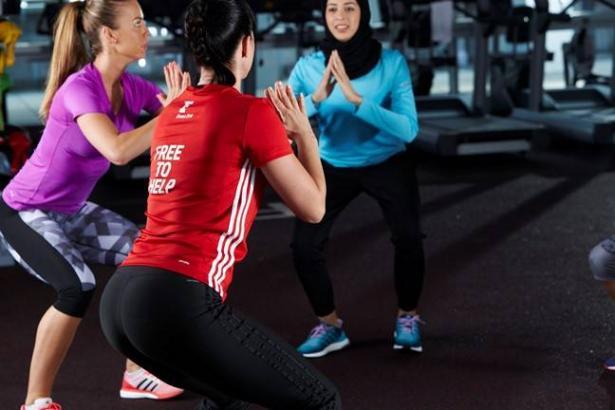 البرنامج التدريبي للياقة البدنية للنساء