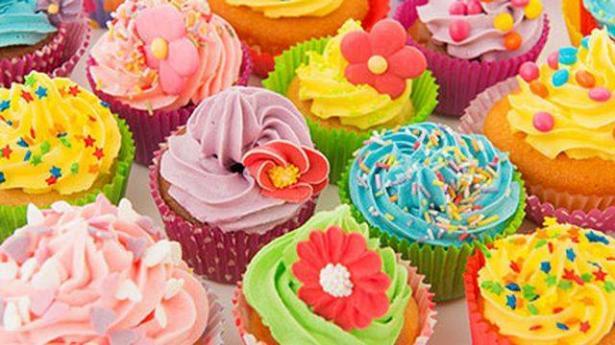 طريق عديدة لحلوى الكب كيك