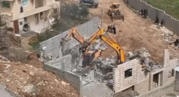 شبح الهدم يهدد بيت ابراهيم مرزوق من عرعرة