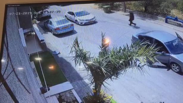 شاهد: اطلاق نار في نحف يوم امس
