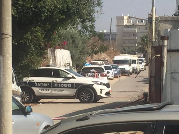 مصرع شاب عربي من اللد بعد تعرضه للطعن