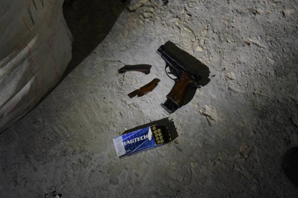 شاهد: ضبط أسلحة وذخيرة في نحف ودير الأسد ومجد الكروم