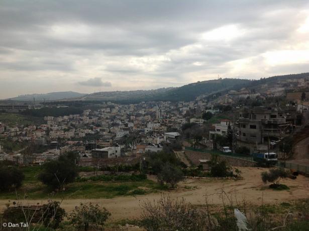 ماذا يحدث في عيلوط؟ ابراهيم ابو راس للشمس:
