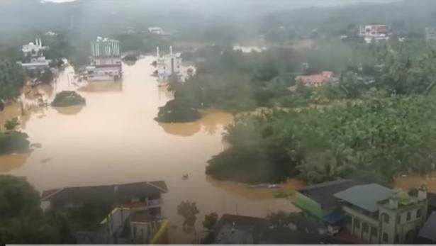 فيضانات تجتاح الهند وتخلف قرابة 100 قتيل