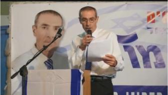 المرشح 33 في حزب الليكود فطين ملّا للشمس: