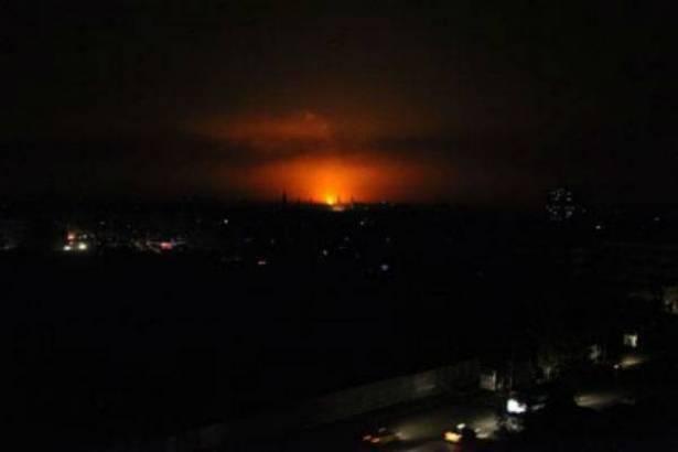 الجيش:  قصفنا دمشق لإحباط عملية خطط لتنفيذها الحرس الثوري الإيراني ضد إسرائيل