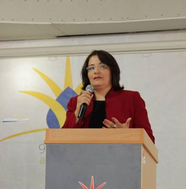 الشمس تحاور الناشطة سماح سلايمة حول مشاركة النساء في الانتخابات وكيفية رفع نسبة التصويت لديهن