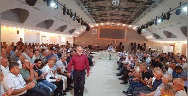 ام الفحم: عقد راية الصلح بين آل موسى وآل خليفة بعد مقتل اسلام اغبارية قبل 11 عامًا
