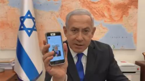 شاهد: تحريض نتنياهو مجددًا ودعوة مؤيديه للتصويت