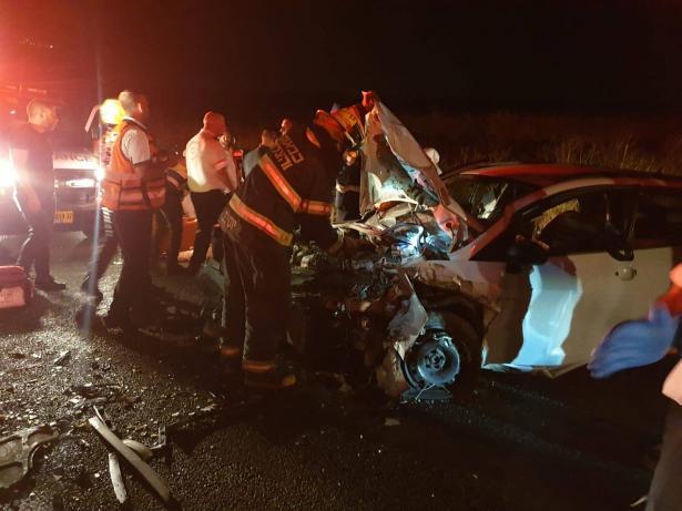 حادث مروع على شارع 89 يسفر عن اصابة خطرة لفتى (17 عامًا)