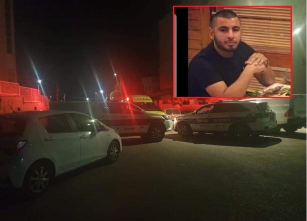 كفرقاسم تستفيق على جريمة قتل ضحيتها جهاد ابو جابر بعد اطلاق النار عليه