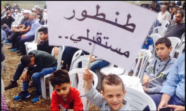 ابو شعبان للشمس: فوجئنا بقرار انشاء مدينة ضخمة على اراضي الجديده - المكر بعد ان نقضوا تعهداتهم بالعودة للسلطة المحلية