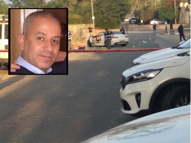 شاهد: هكذا القت الشرطة القبض على قتلة حمودة مغربي في الرملة احدهما قاصر