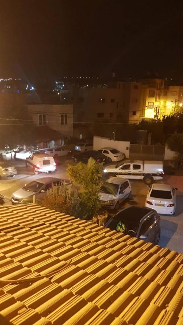 ليلة عنيفة في بلدات المثلث الجنوبي: اطلاق نار والقاء قنبلة واضرام النار بمركبات
