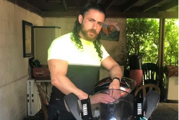 دالية الكرمل تفجع  بوفاة الشاب فادي ناطور بحادث دراجة نارية