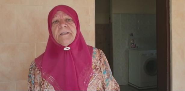 زوجة نعيم قشقوش من قلنسوة تروي للشمس تفاصيل مرعبة لحادثة اطلاق النار وقنبلة تجاه منزلها