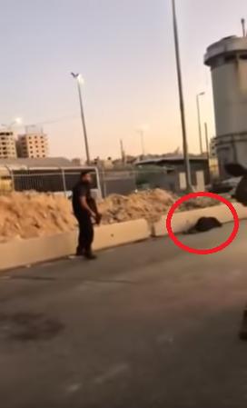 استشهاد الفتاة التي أصيبت برصاص الجيش قرب حاجز قلنديا
